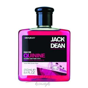 JACK DEAN EAU DE QUININE HAIR TONIC Tonik do włosów 250 ml