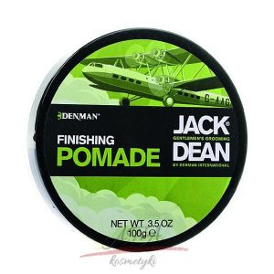 JACK DEAN FINISHING POMADE Pomada do włosów 100 ml