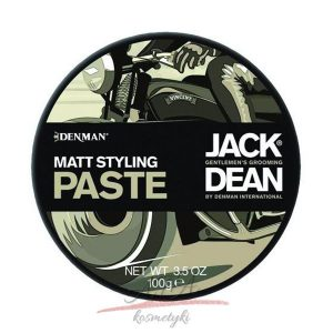 JACK DEAN MATT STYLING PASTE Pasta do włosów 100 ml