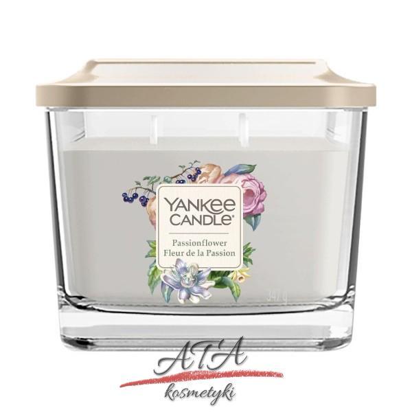 Yankee Candle ELEVATION PASSIONFLOWER Średnia świeca z trzema knotami 347 g