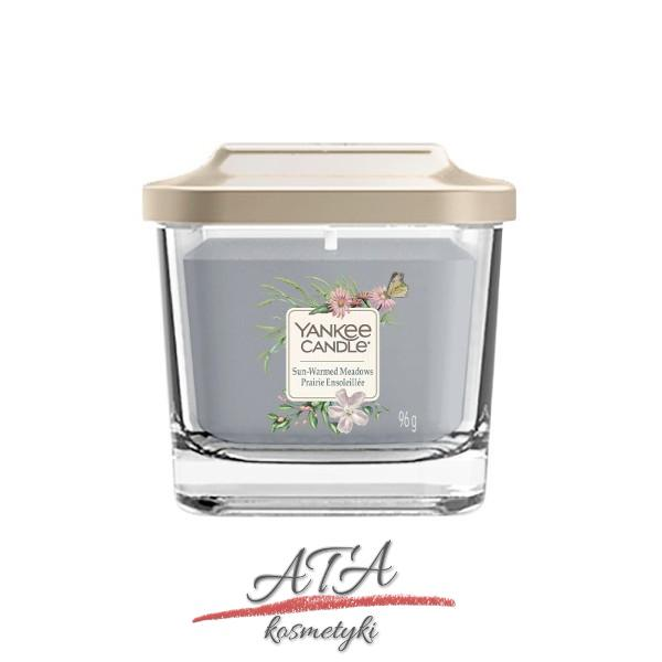 Yankee Candle ELEVATION SUN-WARMED MEADOWS Mała świeca z jednym knotem 96 g