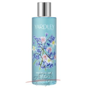 Yardley London ENGLISH BLUEBELL LUXURY BODY WASH żel pod prysznic 250 ml