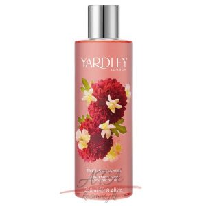 Yardley London ENGLISH DAHLIA LUXURY BODY WASH żel pod prysznic 250 ml