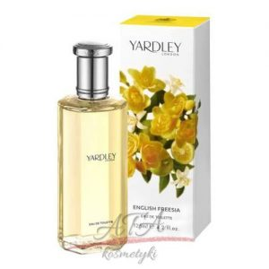 Yardley London ENGLISH FREESIA Frezja woda toaletowa 125 ml