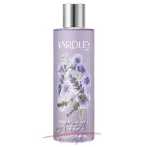 Yardley London ENGLISH LAVENDER LUXURY BODY WASH Żel pod prysznic 250 ml