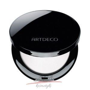 Artdeco - kolekcja Flirt with the Mediterranean Life - No Color Setting Powder - transparentny puder utrwalający makijaż - 01