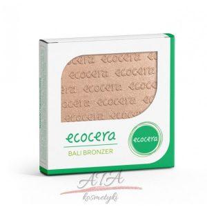 Ecocera BALI BRONZER Wegański puder brązujący 10g