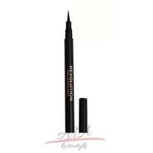 MAKEUP REVOLUTION THE LINER REVOLUTION Eyeliner w pisaku 1 ml