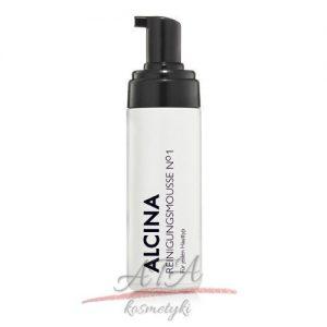 ALCINA CLEANSING MOUSSE N° 1 Pianka oczyszczająca do twarzy 150 ml