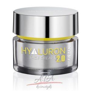 ALCINA HYALURON 2.0 FACE CREAM Krem do twarzy o działaniu odmładzającym 50 ml