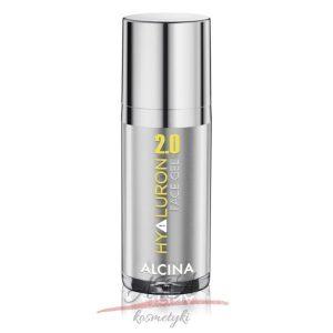 ALCINA HYALURON 2.0 FACE GEL Żel do twarzy o działaniu wygładzającym 30 ml
