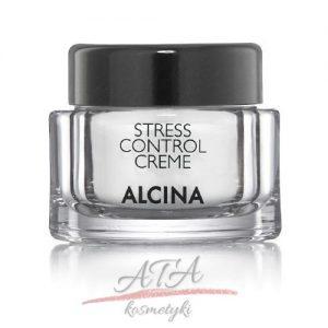 ALCINA STRESS CONTROL CREAM Krem do twarzy SPF15 50 ml
