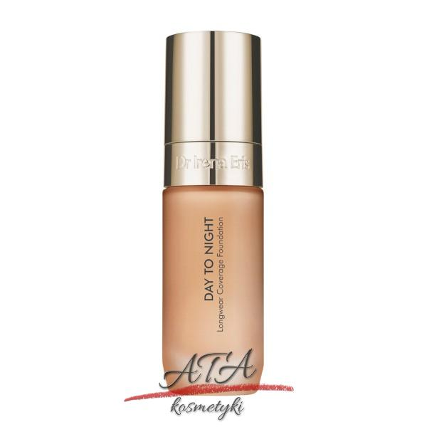 Dr IRENA ERIS DAY TO NIGHT LONGWEAR COVERAGE FOUNDATION 24H 040W NATURAL 30 ml