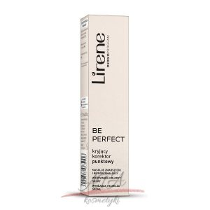 Lirene BE PERFECT Kryjący korektor punktowy 10 ml