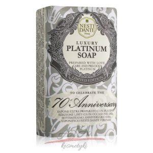 Nesti Dante LUXURY PLATINUM SOAP Luksusowe mydło naturalne 250 g