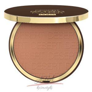 Pupa - Desert Bronzing Powder - bronzer - 002 Honey Gold