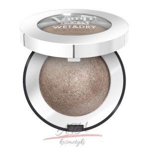 Pupa - Vamp! Wet & Dry Eyeshadow - wypiekany cień do powiek - 102 Golden Taupe