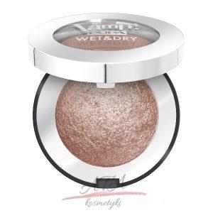 Pupa - Vamp! Wet & Dry Eyeshadow - wypiekany cień do powiek - 103 Rose Gold