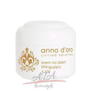 Ziaja - ANNO D'ORO - liftingujący krem na dzień +UV - 50 ml