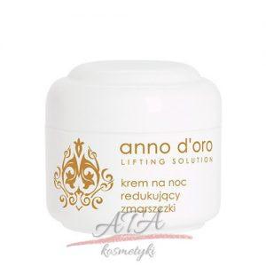 Ziaja - ANNO D'ORO - liftingujący krem na noc - 50 ml