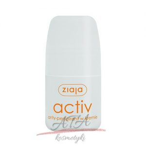 Ziaja - ANTYPERSPIRANT - Activ roll-on - dezodorant w kulce - 60 ml