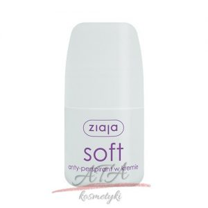 Ziaja - ANTYPERSPIRANT - Soft roll-on - dezodorant w kulce - 60 ml