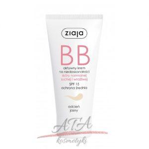 Ziaja - BB krem do skóry normalnej, suchej i wrażliwej - jasny - 50 ml