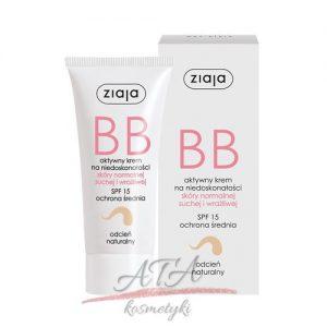Ziaja - BB krem do skóry normalnej, suchej i wrażliwej - naturalny - 50 ml