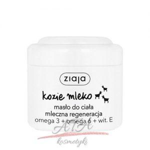 Ziaja - KOZIE MLEKO - masło do ciała - mleczna regeneracja - 200 ml