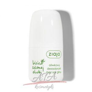 Ziaja - LIŚCIE OLIWKI - oliwkowy dezodorant bez soli - 60 ml