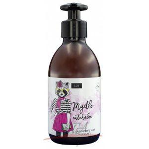 LaQ - Naturalne regenerujące mydło w płynie z ekstraktem z wiśni
