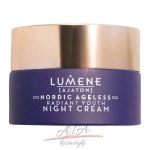 Lumene AJATON NORDIC AGELESS RADIANT YOUTH NIGHT CREAM Krem na noc 50 ml