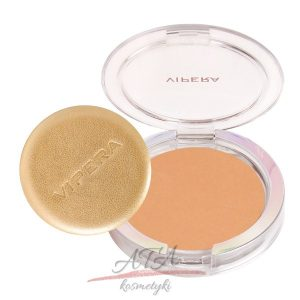 Vipera ART OF COLOR COMPACT POWDER Puder brązujący 202 African Earth 12 g
