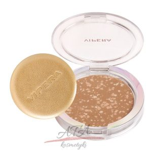 Vipera ART OF COLOR COMPACT POWDER Puder brązujący 401 Collage Bronzer 15 g