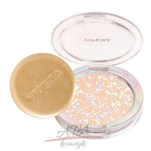 Vipera ART OF COLOR COMPACT POWDER Puder prasowany 404 Collage Light & Color 15 g