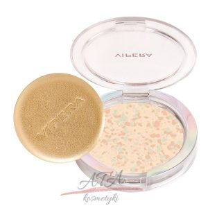 Vipera ART OF COLOR COMPACT POWDER Puder prasowany 405 Collage Neutralizes Red 15 g