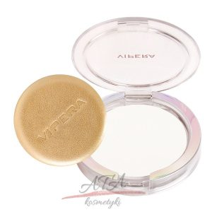 Vipera ART OF COLOR COMPACT POWDER Puder prasowany transparentny 201 Bengal Tiger 12 g