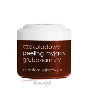 Ziaja - MASŁO KAKAOWE - gruboziarnisty peeling myjący - 200 ml