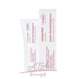 Ziaja - MINTPERFECT - pasta do zębów przeciwpróchnicza - 75 ml