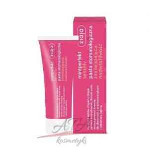 Ziaja - MINTPERFECT - pasta do zębów zmiejszająca nadwrażliwość - 75 ml