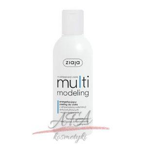 Ziaja - MULTIMODELING - energetyzujący peeling do ciała - 200 ml