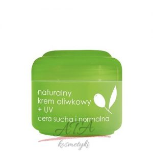 Ziaja - OLIWKOWA - naturalny krem +UV - 50 ml