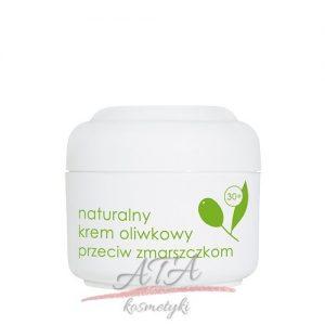 Ziaja - OLIWKOWA - naturalny krem przeciwzmarszczkowy - 50 ml