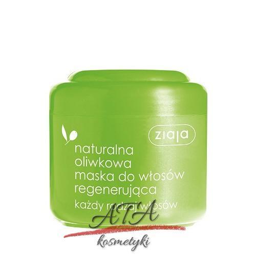Ziaja – OLIWKOWA – regenerująca maska do włosów – 200 ml