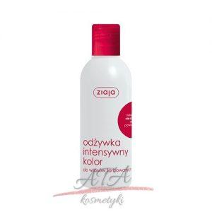 Ziaja - odżywka intensywny kolor dla włosów farbowanych - 200 ml