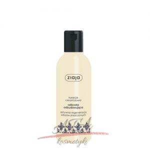 Ziaja - odżywka odbudowująca zniszczone włosy - 200 ml