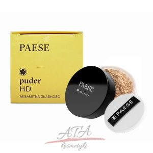 PAESE HD TRANSLUCENT LOOSE POWDER Puder transparentny sypki HD 5g