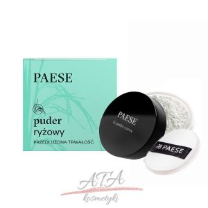 PAESE RICE POWDER Puder ryżowy 10g