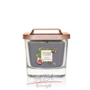 Yankee Candle ELEVATION FIG & CLOVE Mała świeca z jednym knotem 96 g