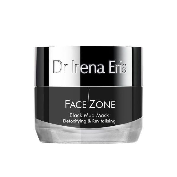 Dr Irena Eris FACE ZONE BLACK MUD MASK DETOXIFYING & REVITALISING Czarna maska detoksykująco rewitalizująca 50 ml